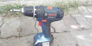 Дрель-шуруповер аккумуляторная bosch GSR 14.4-2-LI