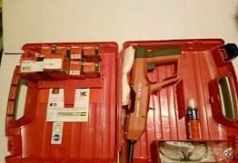 Hilti DX E72 монтажный, пороховой пистолет