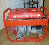 Бензогенератор Вепрь-Honda 4.2 кВт продам/аренда