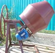 Бетоносмесители (бетономешалки) 100-250 литров