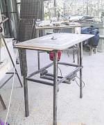 Фрезер с микролифтом в столе