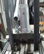Станок для изготовления теплиц, автонавесов, арок