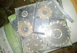 Фрезы металлорежущие