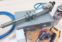 Модернизированный инструмент для заливки полимера