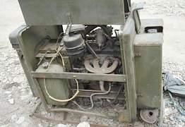 Бензиновый армейский генератор аб.8т230