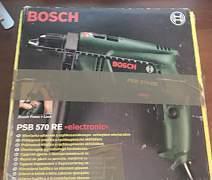 Дрель ударная Bosch bosch psb 570 re