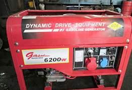Продам Бензиновый Генератор DPG7553E