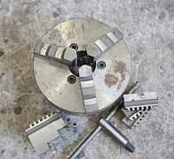 патрон -160 для токарного станка по металлу