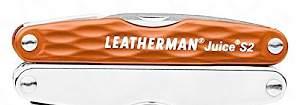 Мультитул Leatherman Juice С2 (Cinnabar Orange)
