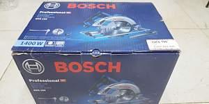 Дисковая пила Bosch GKS190 в идеале