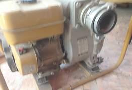 Мотопомпа robin- Субару ex27 9.0