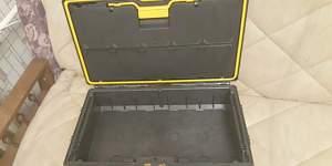 Dewalt Tough system DS150 кейс
