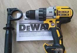 Новый dewalt DCD996