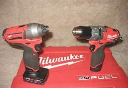 Набор шуруповертов Milwaukee M12 fuel 2597-22