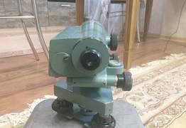 Нивелир оптический Н-3, 1978 г