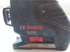 Построитель плоскостей Bosch GLL 2-80 P