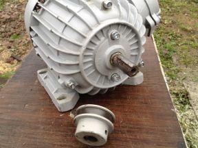 Асинхронный электродвигатель 380v - СССР