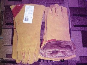 Краги (перчатки) утепленные Восточные тигры