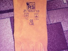 Краги (перчатки) для сварки Jumbo
