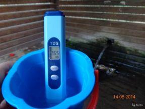 Прибор для проверки воды- TDS meter