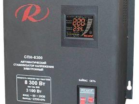 Стабилизатор напряжения ресанта спн 8300 (8300квт)