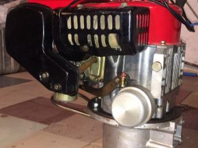 Новый двигатель мд-3В
