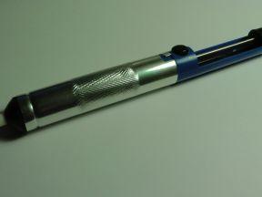 Вакуумный оловоотсос для пайки