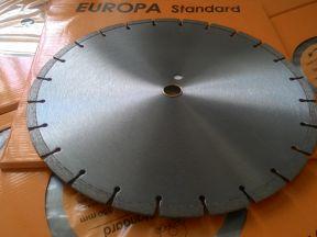 Алмазный диск по бетону для бензореза