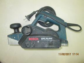 Электрорубанок Bosch GHO36-82C (Швейцария)