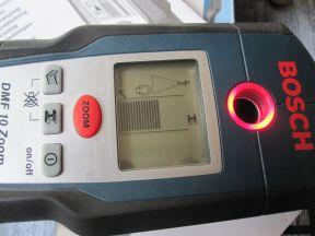 Детектор материалов bosch DMF 10 PRO