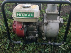 Бензиновая мотопомпа Hitachi A 160EA