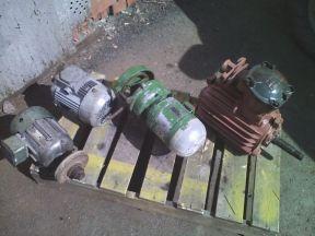 Разные электродвигатели