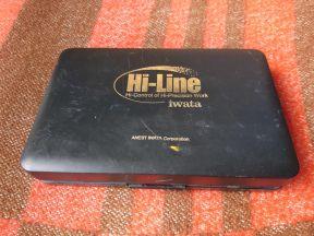 Аэрограф iwata HP CH japan MJ