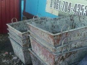 ящик каменщика V-0,28 м3