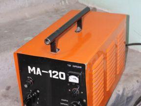 Сварочный аппарат ма-120