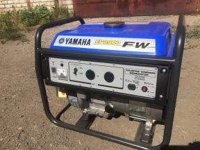 Бензиновый Генератор Ямаха EF 2600 FW