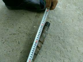 Гибкий вал для вибратора бетона