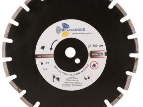 Алмазный диск по асфальту Trio-Diamond