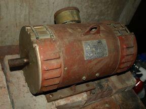 электродвигатель постоянного тока 2пн100L