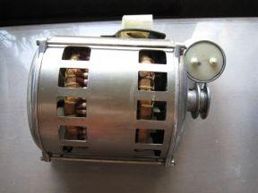 Двигатель асинхронный с конденсатором