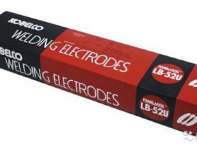 Электроды Kobelco LB52U / LB-52U - 3.2 мм