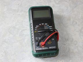 Mastech MY6243, Измеритель LC