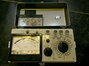 Многофункциональный мультиметр 4306.2 (Тестер)