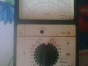 Мультиметр Ц-4315 комбинированный прибор тестер