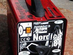 Сварочный аппарат Telwin nordica 4.181 230V