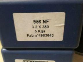 Электроды по чугуну nobitec 956 НФ 3.2 мм