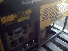 Бензиновый генератор Kipor KGE280EW