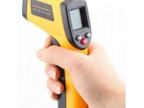 Пирометр GM320 (лазерный термометр)