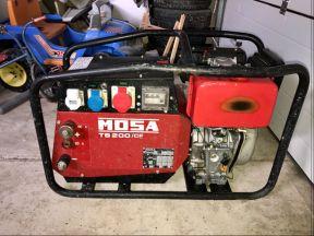 Дизельная электростанция mosa TS 200