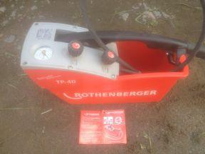 Ручной Опрессовщик TP-40Rothenberger (новый)